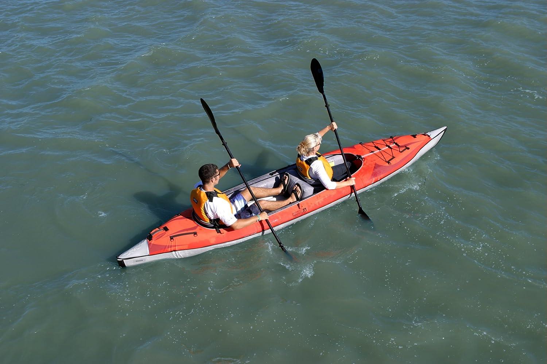 81W1Yj1FdtS. SL1500 Advanced Elements AdvancedFrame Convertible Inflatable Kayak Review