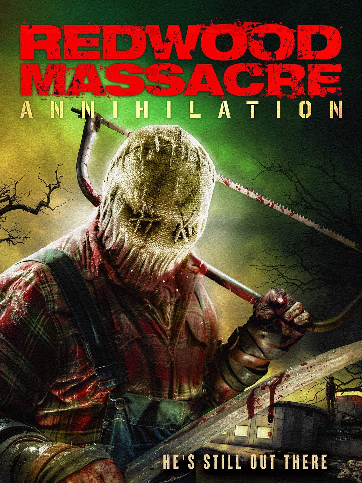 Redwood Massacre: Annihilation on Amazon Prime Video UK