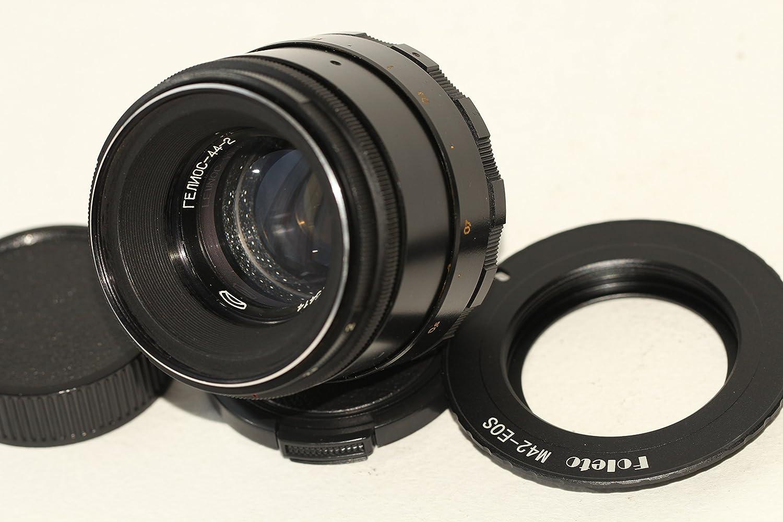 Helios 44-2 58mm F2 Russian Lens for Nikon DSLR Cameras