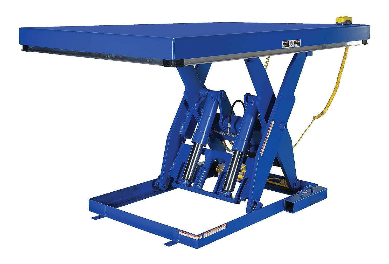 Vestil EHLT-4872-6-44 Electric Hydraulic Lift Table, 6000 lb, 8