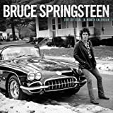 Official Bruce Springsteen 2017 Square Wall Calendar
