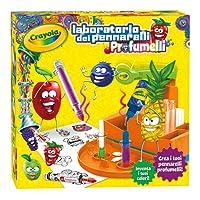 Crayola 25–7240–Laboratorio de rotuladores profumelli (versión en italiano)
