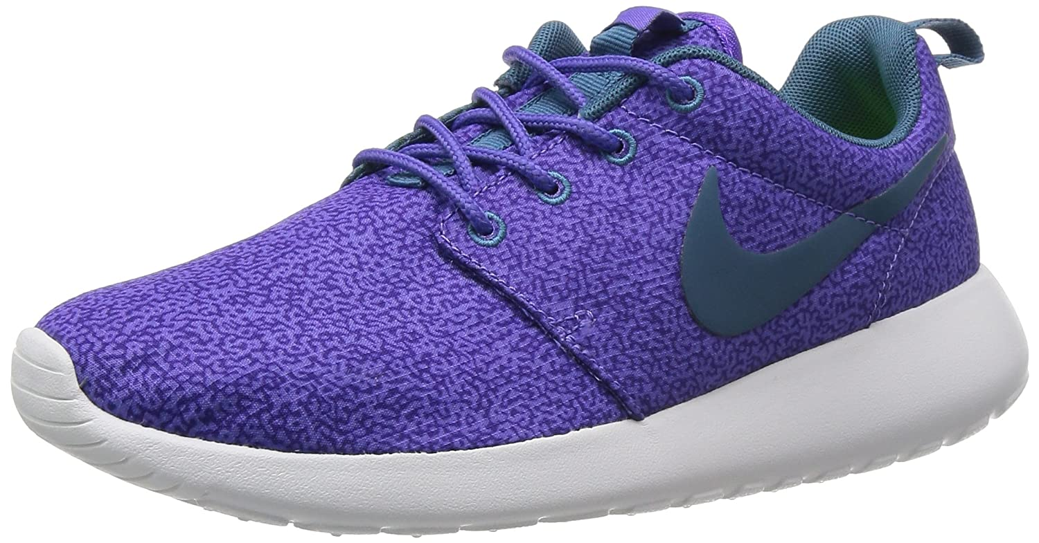 buy online bb3d3 3a18f Nike Womens Rosherun Print Trainers 599432 Sneakers Shoes