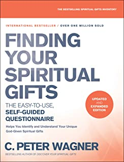 Discover your spiritual gifts c peter wagner 9780800797393 finding your spiritual gifts questionnaire the easy to use self guided negle Gallery