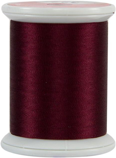 Superior Threads 13301-325 Kimono Plum Sauce 100W Silk Thread 220 yd