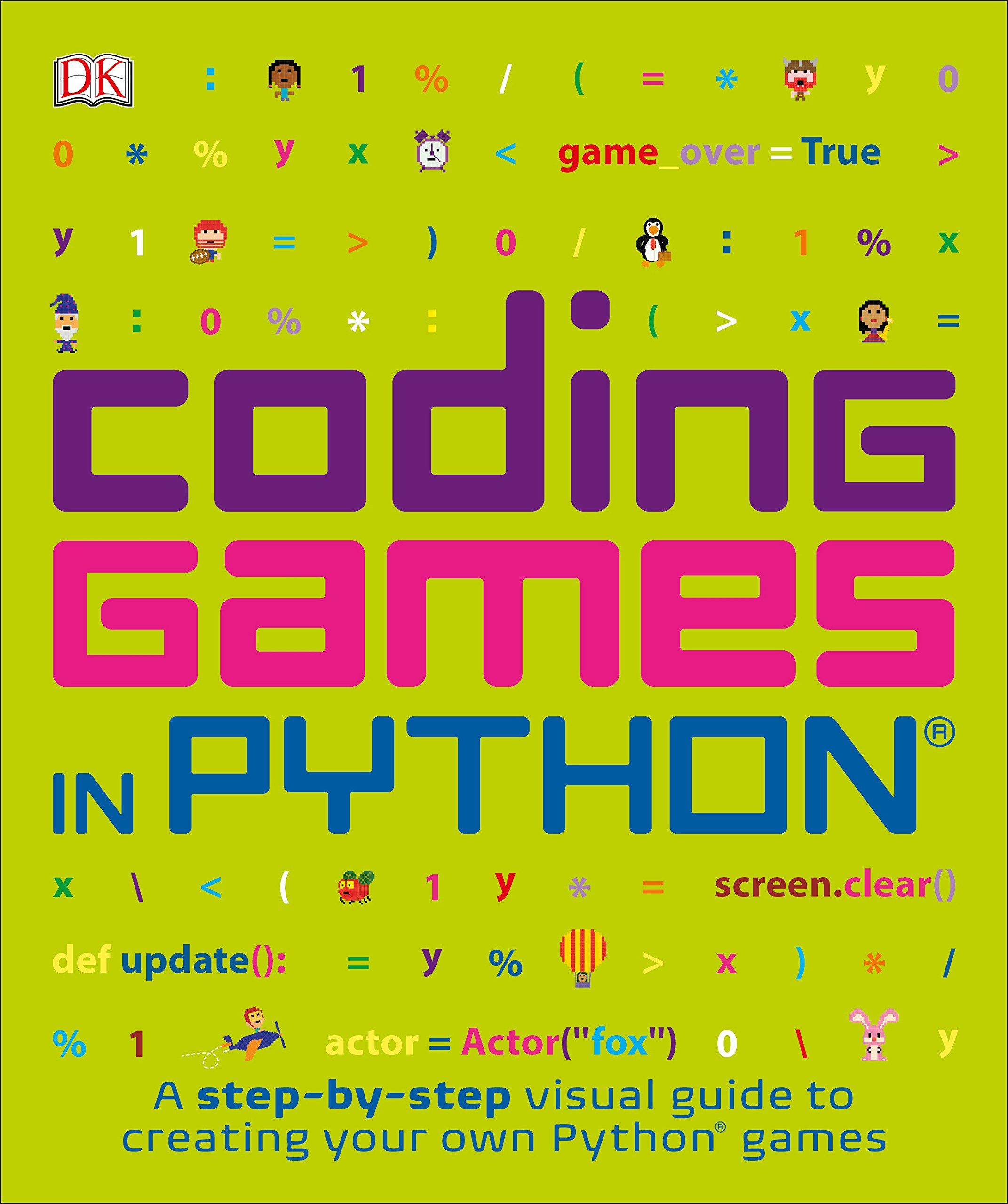 Coding Games in Python by DK Children
