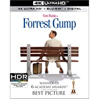 Forrest Gump (4K Ultra HD + Blu-ray + Digital Copy)