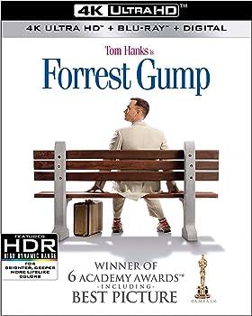 Forrest Gump (4K Ultra HD + Blu-ray + Digital Copy)