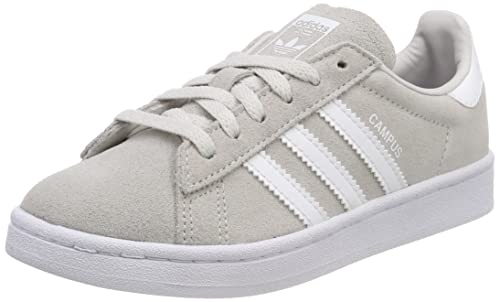 adidas Campus, Zapatillas Unisex Niños, Gris (Grey Footwear White 0), 36 EU: Amazon.es: Zapatos y complementos