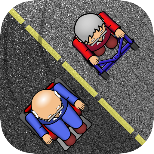 Grandpa Rally - Hard Crash Race ()