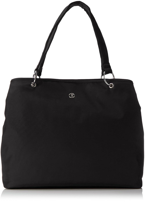 black (Black Teak) Bogner Isla, Women's Shoulder Bag
