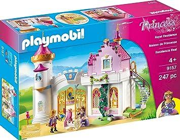 Amazon.com: Playmobil Royal Residence. Número de años: 1 año ...