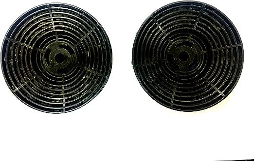 Homeking FW90.3SS Cooker Hood Extractor Fan Carbon Filters x 2