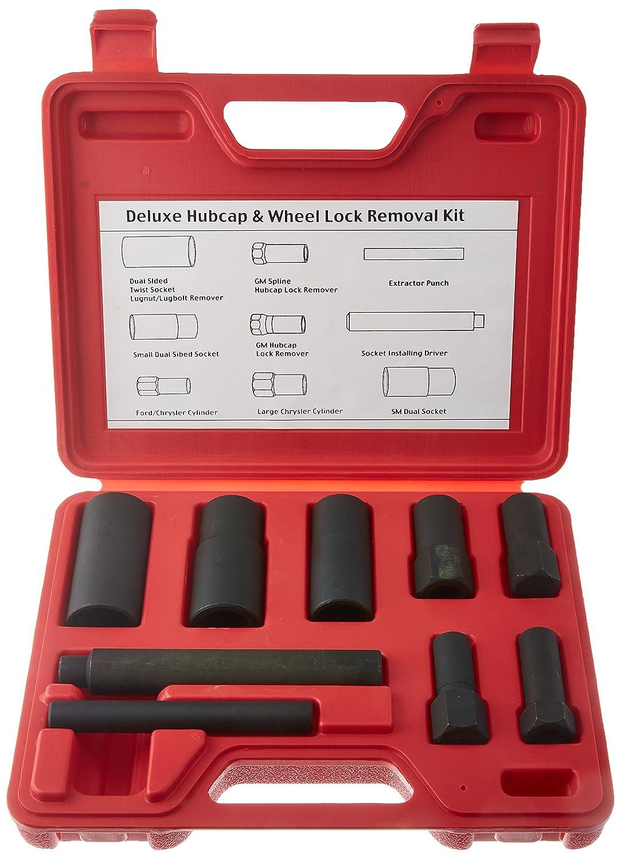 KTI (KTI-71910) Lug Nut Remover Set