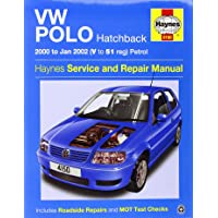 VW Polo Hatchback Petrol Service And Repair Manual: 00-02