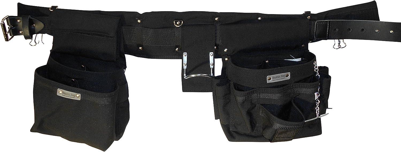 B001965QD0 Boulder Bag ULT104BKLG Ultimate Electrician Comfort Combo with Metal Buckle 81W1tSPhdfL