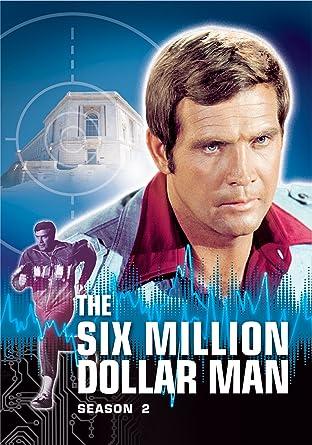 The Six Million Dollar Man Season 2