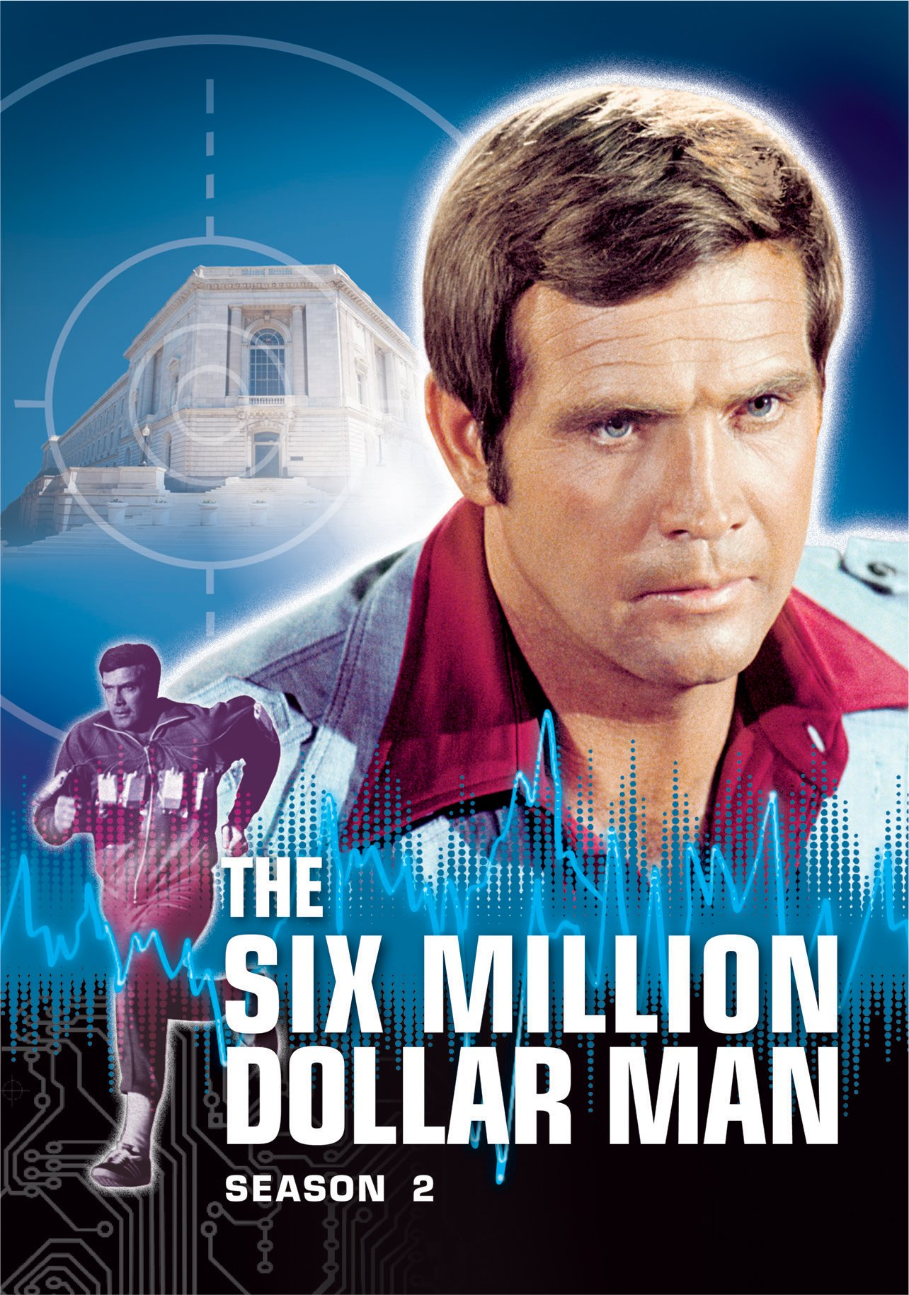 Six Million Dollar Man Season 2 Amazon Ca Six Million Dollar Man Season 2 Books