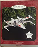 X Wing Starfighter Star Wars Keepsake Ornament From Hallmark (1998)