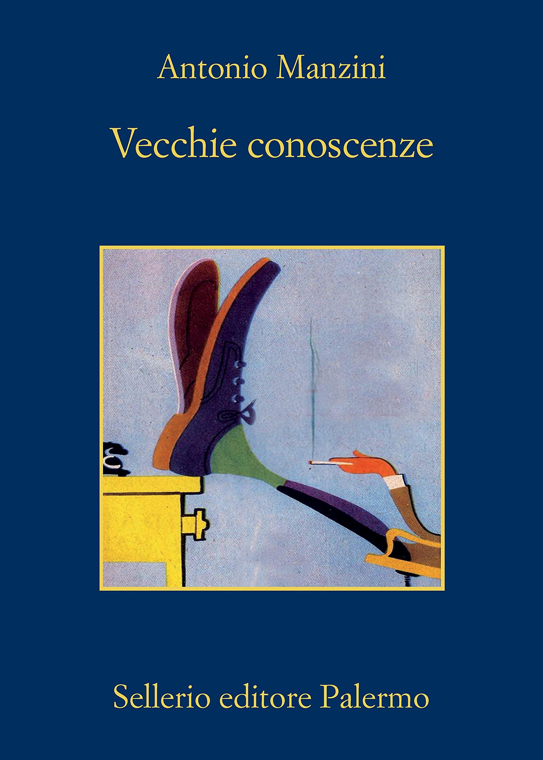 Vecchie conoscenze : Manzini, Antonio: Amazon.it: Libri