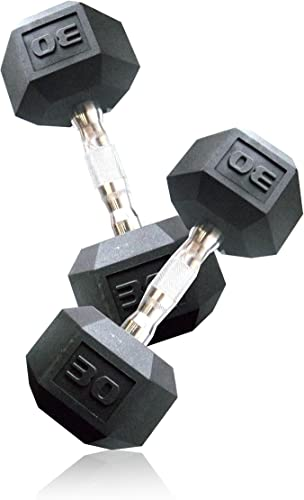 CAP Barbell Coated Hex Dumbbell Weight