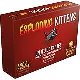 Exploding Kittens - Une jeu pour les gens qui aiment les chatons, les explosions, les rayons laser et parfois les chèvre!