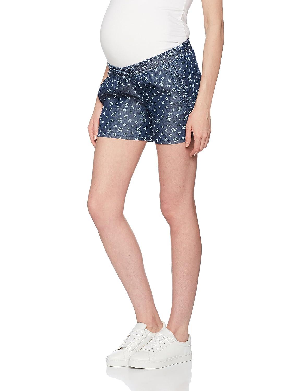 Mamalicious Women's Mlmynte Woven Maternity Shorts 20007272