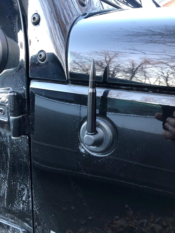 Bullet Style Antenna Mast for Jeep JK Wrangler 2007-2020 New