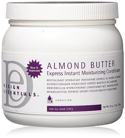Amazoncom Design Essentials Almond Butter Express Instant
