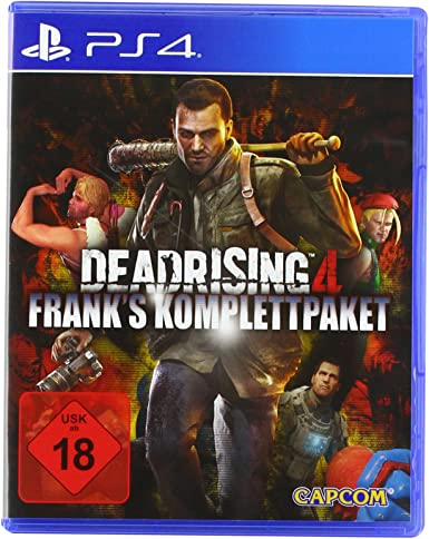 Dead Rising 4: Franks Komplettpaket (100% UNCUT) - PlayStation 4 ...