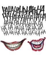 Rubie's Costume Co. Men's Suicide Squad Joker Tattoo Kit