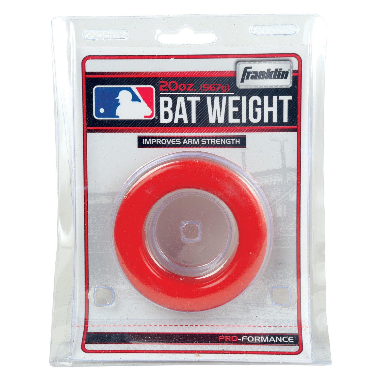 Franklin Sports 2764 MLB 20 Unzen Bat Gewicht