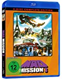 Mad Mission 3 - Uncut - 4 Disc Complete-Edition (2 BDs + 2 DVDs)