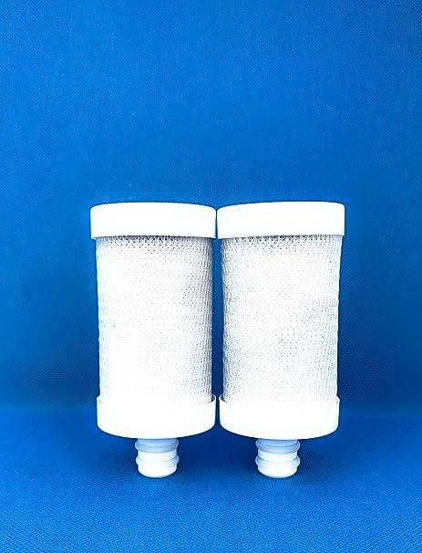 H2O Taps - Cartucho de Filtro de Agua para Grifo | Cartucho de Recambio para Sistema de
