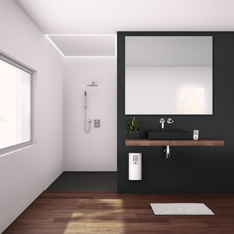Der Durchlauferhitzer für das Bad