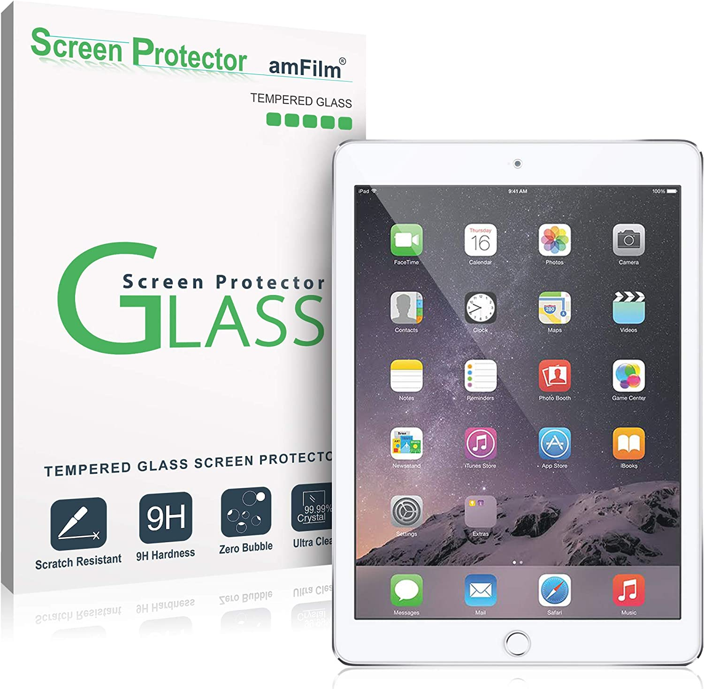 Protector De Pantalla iPad 9.7 6 Gen, 5 Gen, iPad Air, Air 2