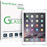 amFilm Glass Screen Protector for iPad 9.7 6th Gen, 5th Gen, iPad Pro 9.7, iPad Air, Air 2, Tempered Glass, Apple Pencil…