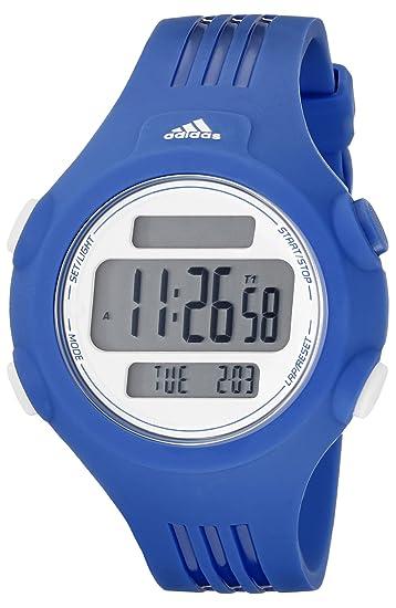 ADIDAS RELOJ UNISEX CUARZO 51MM CORREA Y CAJA DE GOMA COLOR AZUL ADP3147: Adidas: Amazon.es: Relojes