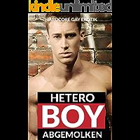 Der Heteroboy: abgemolken und andere schwule Geschichten