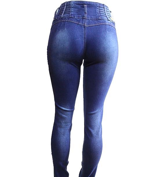 Amazon.com: Tush Push J1161 - Pantalones vaqueros ajustables ...