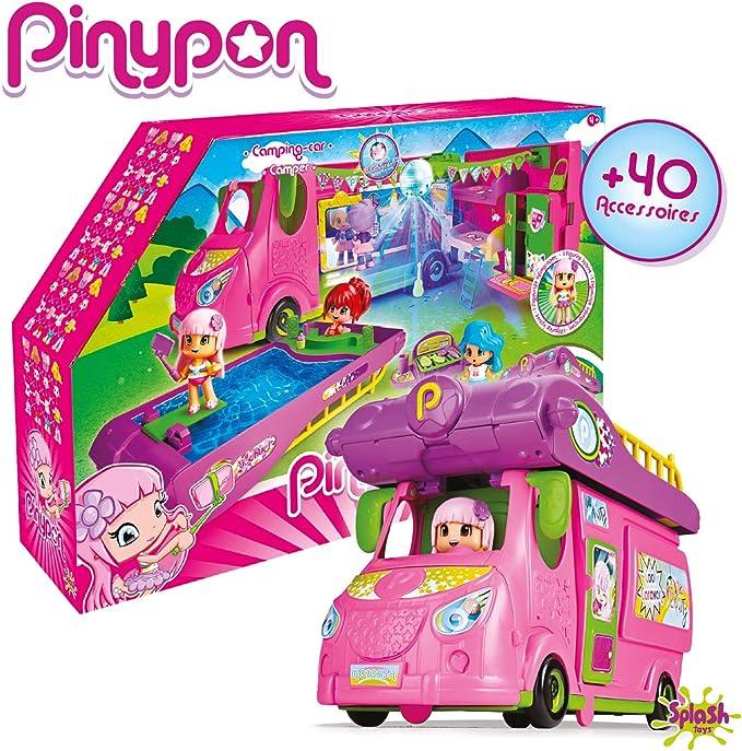 Catégorie B Famosa Pinypon vétérinaire ambulance personnages AMBULANCE Jouets pour enfants