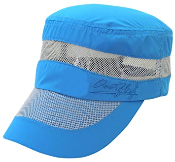 Outfly - Sombrero de Sol para Mujer Hombre Gorra Deportiva al Aire Libre  Ligera Gorro de 33acbadd847