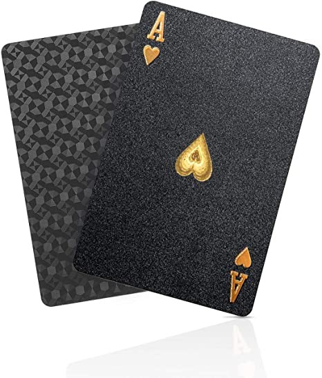 Hand Shaped Playing Cards Pack of 54 High Quality Deck of Cards Novelty Gift New