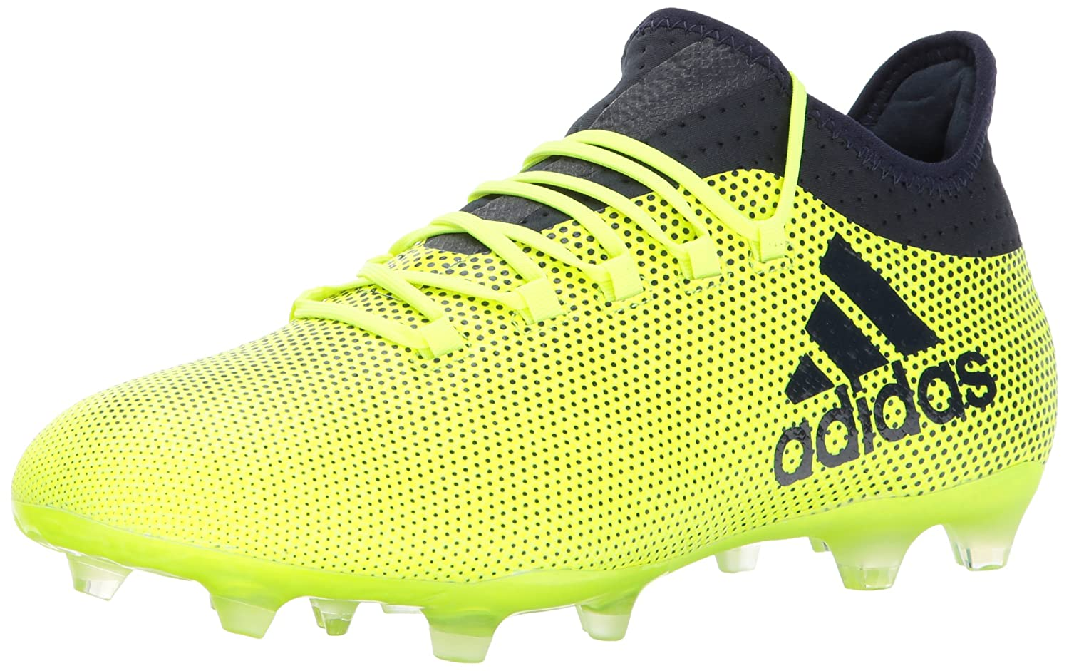 adidas Performance メンズ X 17.2 FG B01N4DCLL8 9.5 D(M) US|Solar Yellow/Legend Ink/Legend Ink Solar Yellow/Legend Ink/Legend Ink 9.5 D(M) US