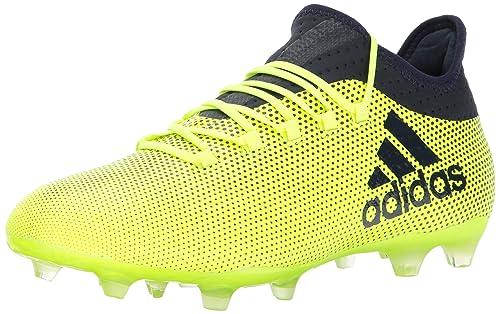 adidas Men s X 17.2 Firm Ground Cleats Soccer Shoe de353d8a2