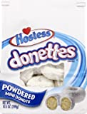 Donettes Powdered Bagged, 0.8 lb