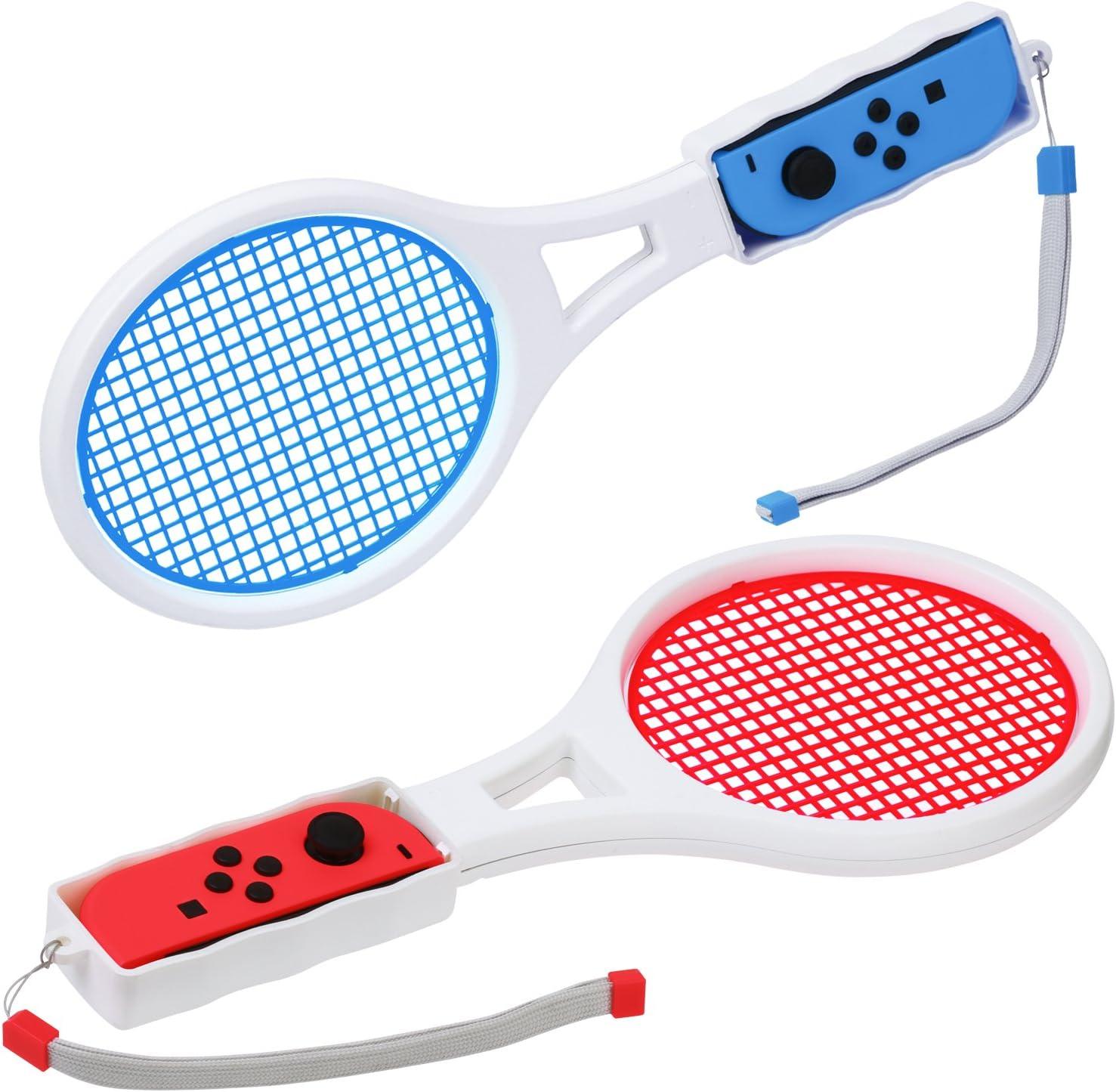 JOOSHY - Raqueta de Tenis para Nintendo Switch Joy-con Controllers ...
