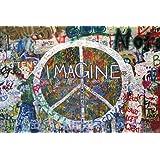 NMR 89105 Imagine Wall Decorative Poster