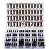 Big CMOS Logic 4000 4500 IC Series Assortment Box 46 Types, 120 pcs, CD4001 CD4011 CD4017 CD4022 CD4027 CD4047 CD4049UBE…