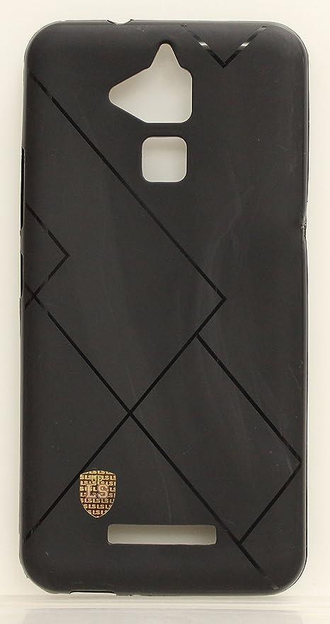 new concept 8d56a 66564 FCS® Asus Zenfone 3 Max ZC553KL Designer Back Cover: Amazon.in ...